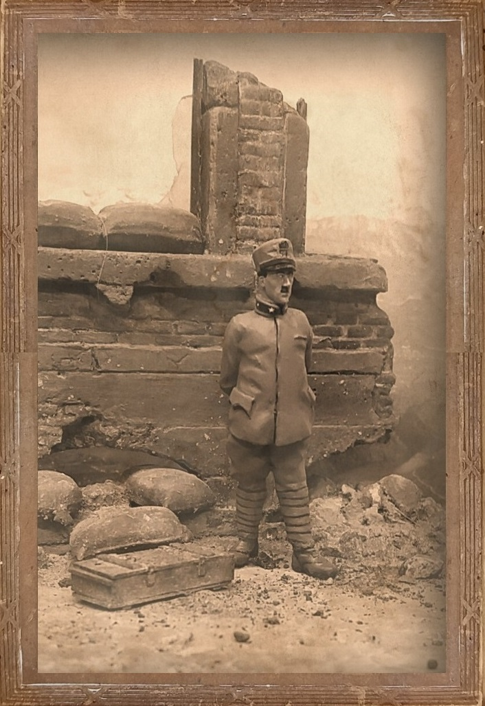 """Soldato del 51º Reggimento fanteria """"Alpi"""" in uniforme da truppa modello 1909 """"in scala 1/35"""