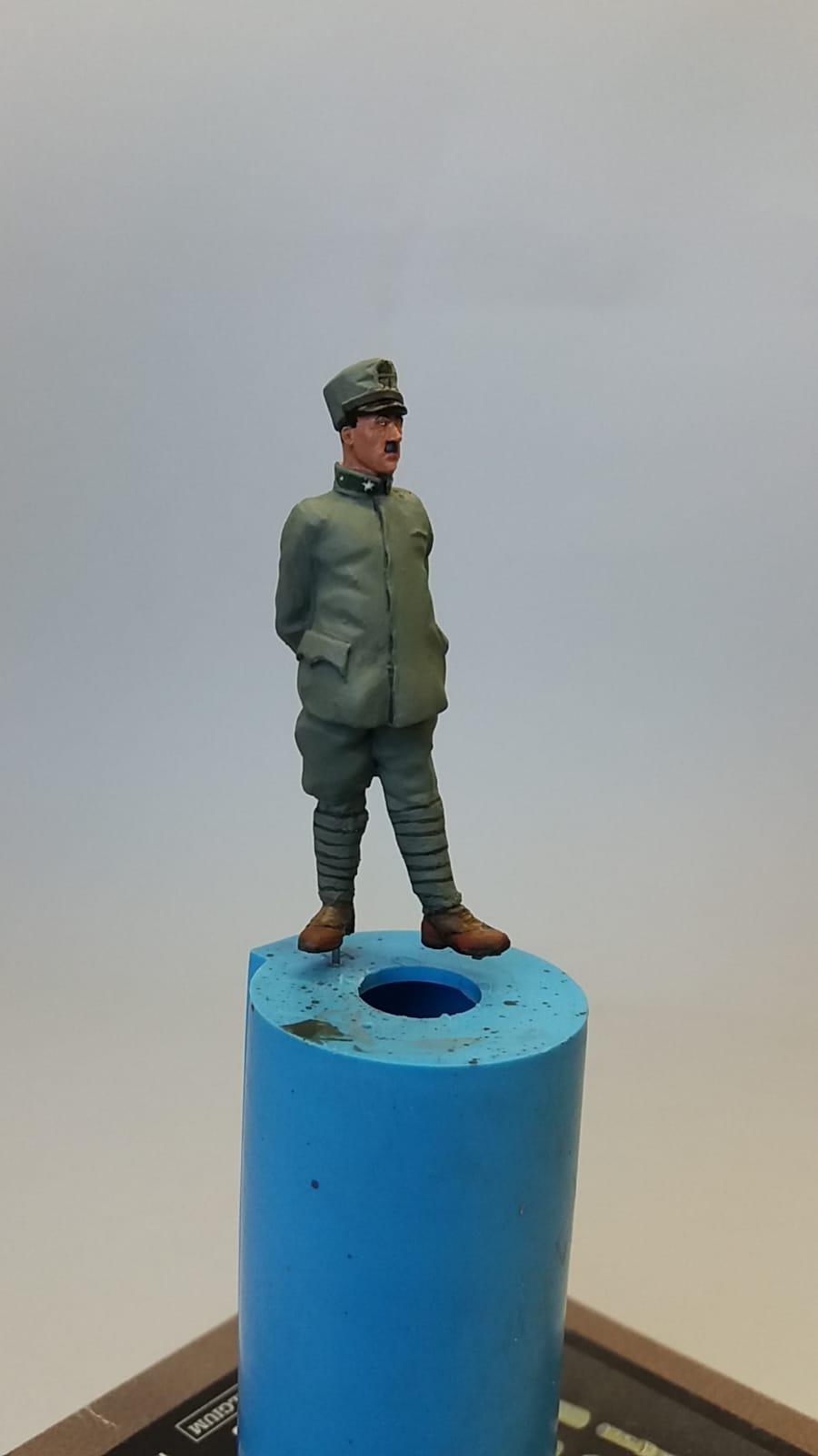 Figurino in scala 1/35