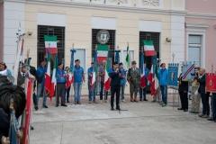 Fronte al Municipio Rosà